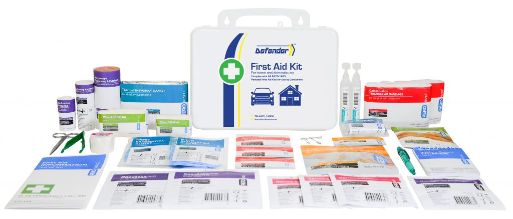AerKit AFAK3W Kit case and contents