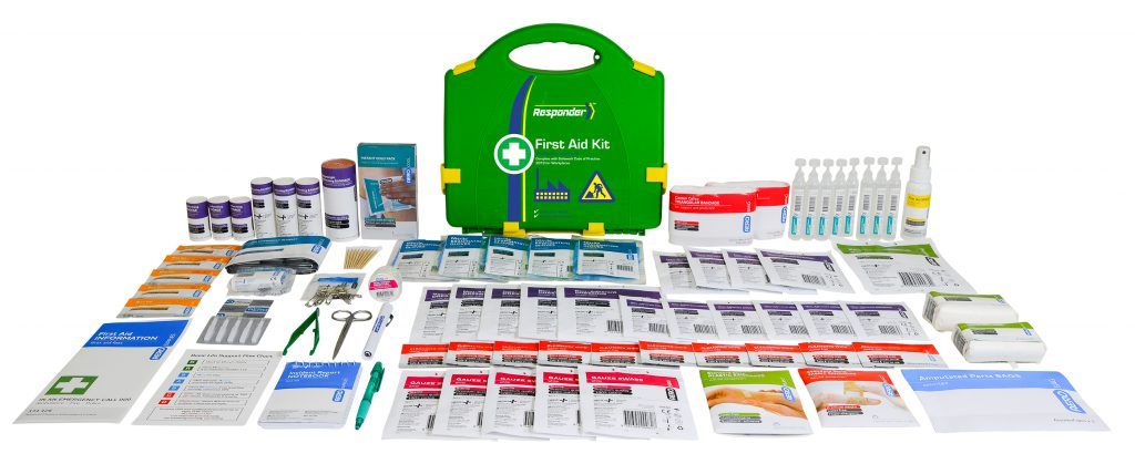 AerKit AFAK4P Kit case and contents