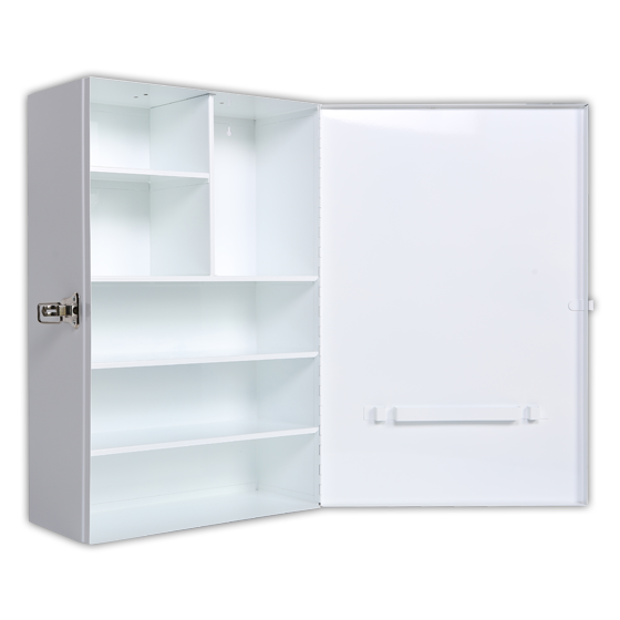 Metal Cabinets - Side Opening, Large interior