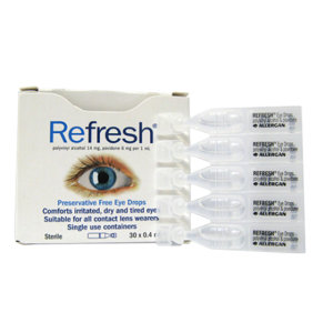 Refresh Eye Drops box/30