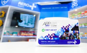 APP2018 Custom First Aid Kit at the 2018 Pharmacy Conference