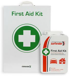 AeroKit Metal First Aid Kits