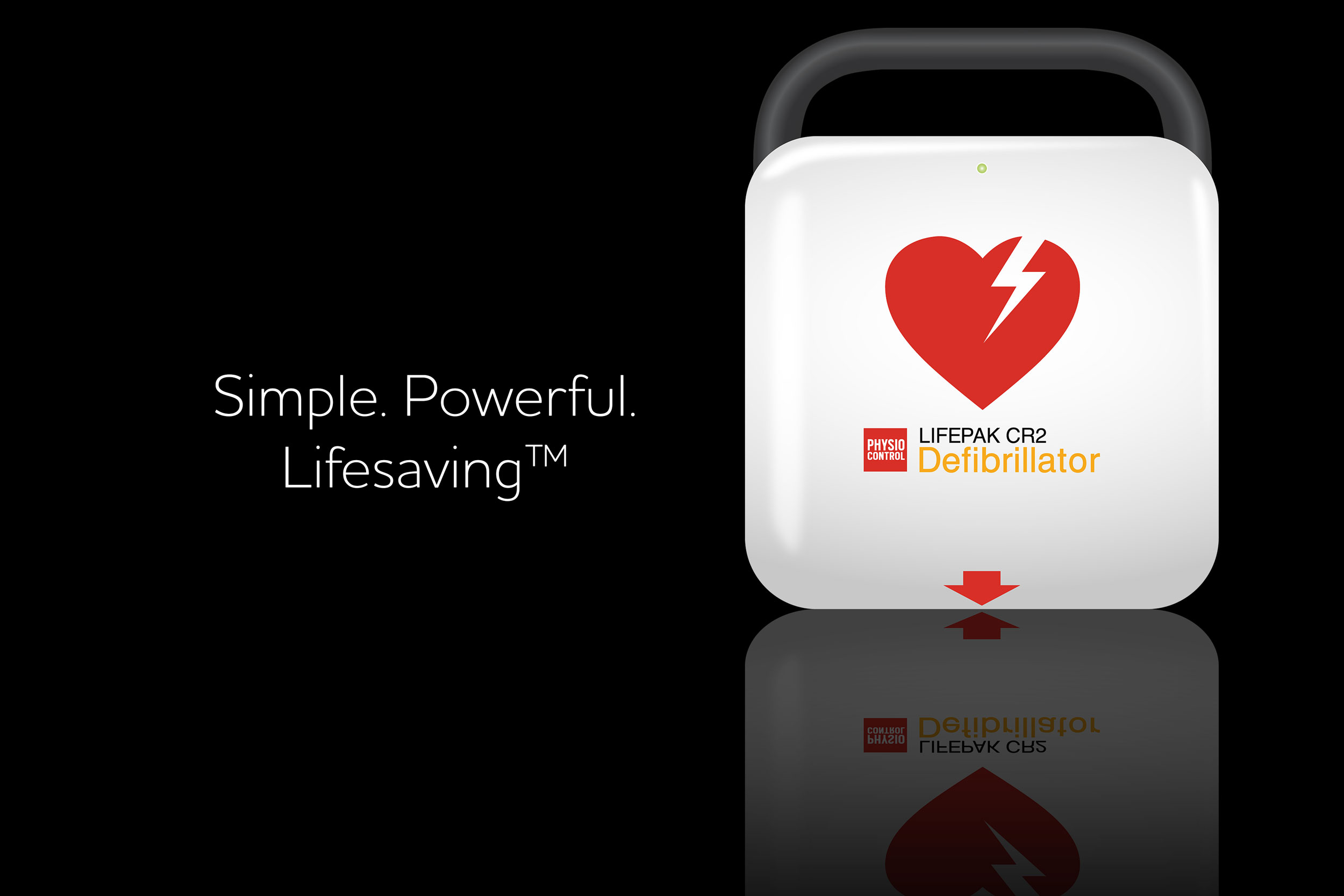 Introducing the Powerful New Network Connected Lifepak AED