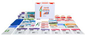 AFAK3CS Sports First Aid Kit with Contents in Front