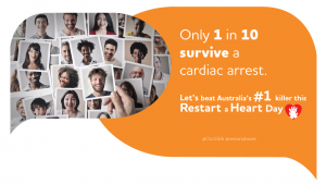 Restart a Heart Day advert 2