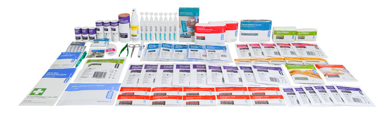 Responder 4 First Aid Kit Refill