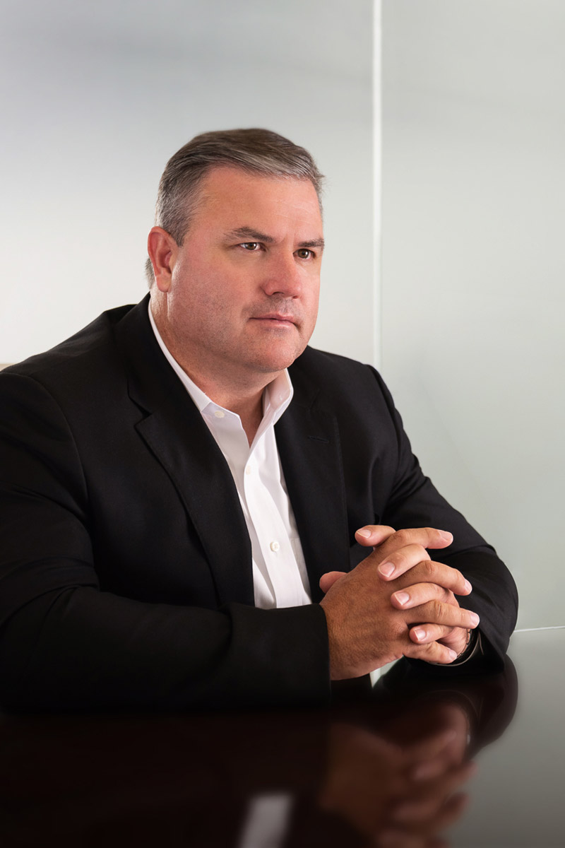 Tim Ovenden - Founder and Global CEO of Aero Helathcare